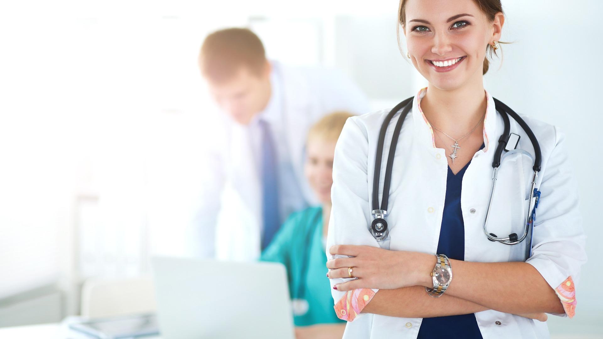 Pharmacienne de centre hospitalier